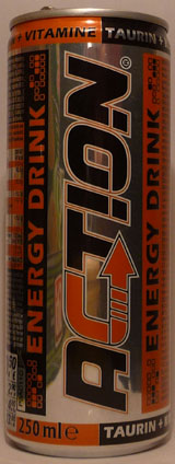 Action Energy drink [250ml]