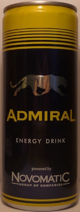 Admiral energy drink [250ml]