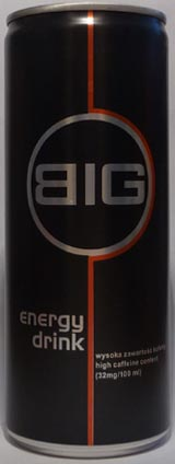 BIG energy drink (PL) [250ml]