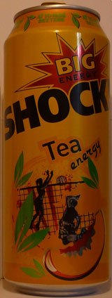 Big Shock! Tea energy [500ml]
