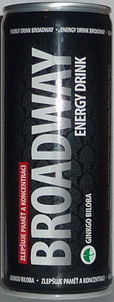 Broadway energy drink [250ml]