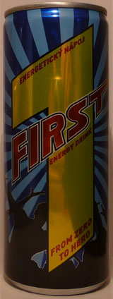 First energy drink [250ml]
