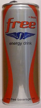 Free energy drink [250ml]