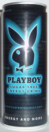 Playboy Sugar Free [250ml]