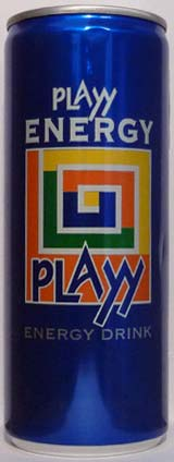 Playy Energy [250ml]