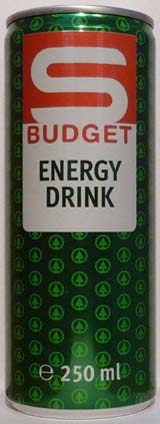 S-Budget Energy Drink [250ml]
