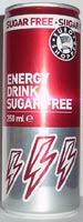 Euro Shopper Energy Drink Sugar Free v2 [250ml]