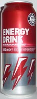 Euro Shopper Energy Drink With Guarana Extract [500ml]