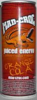 Mad Croc Juiced energy Orange Cola [250ml]