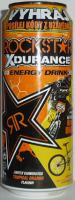 Rockstar XDurance Tropical Orange vyhraj [500ml]